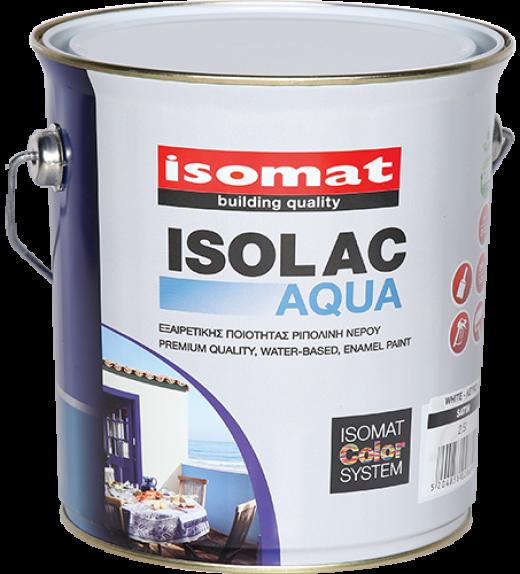 ISOLAC AQUA SATIN 2,5 L
