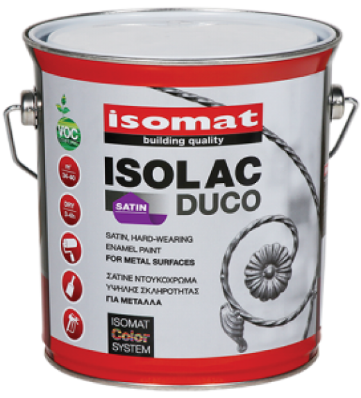 ISOLAC DUCO SATIN 2,5LT