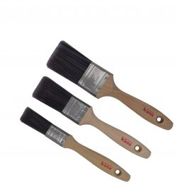 Synthetic Brush Set - 3 Pack