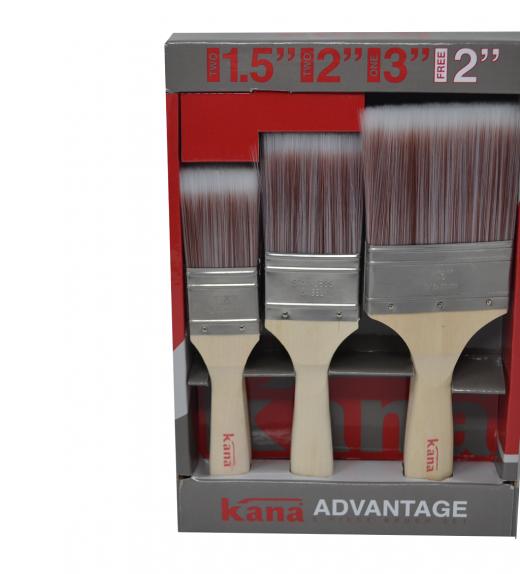 5 Advantage Brush Set