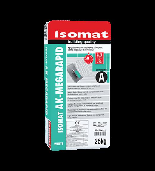 ISOMAT AK-MEGARAPID WHITE 25KG_500x500px