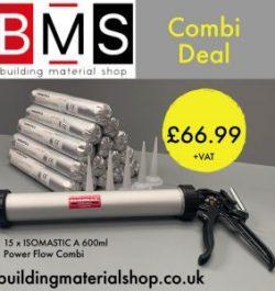 Isomastic A - Combi Deal