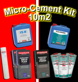 Micro-Cement Kit